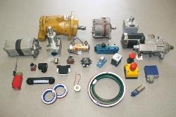 Ersatzteile für Hydraulik, Ersatzteile für Elektro, Ersatzteile Antriebselemente, Ersatzteile für Verschleißteilschutz, Leipzig